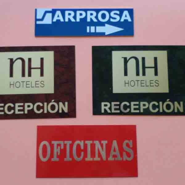 Placas Indentificativas 2.