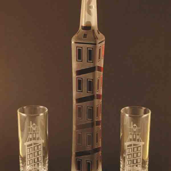 Laser de la Torre de Hércules.