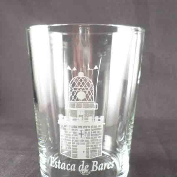 Laser Sobre Vaso De Sidra.